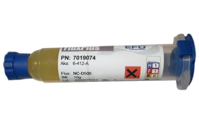 Флюс-гель безотмывочный ПМ FluxPlus 10г 6-412-A 2148