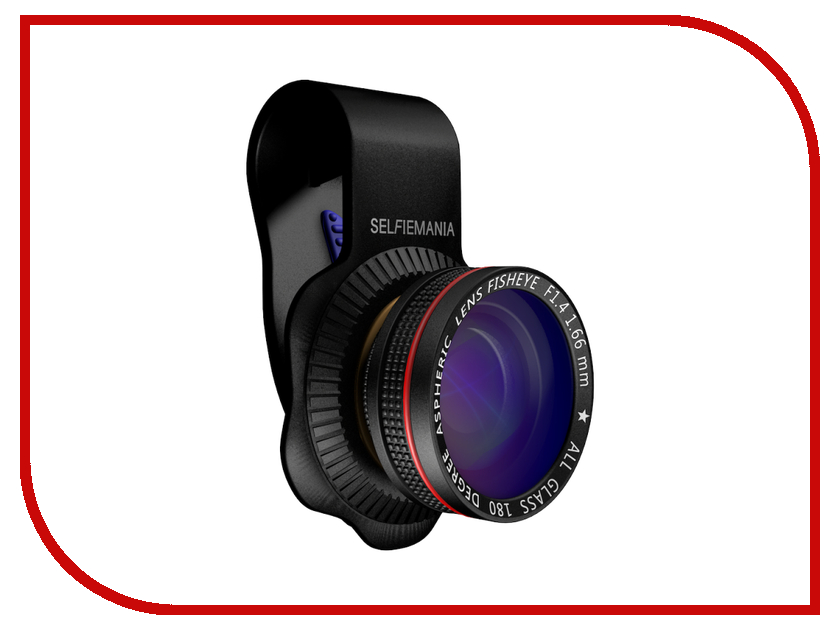 Аксессуар MixBerry MSM LS180F Fisheye<br>