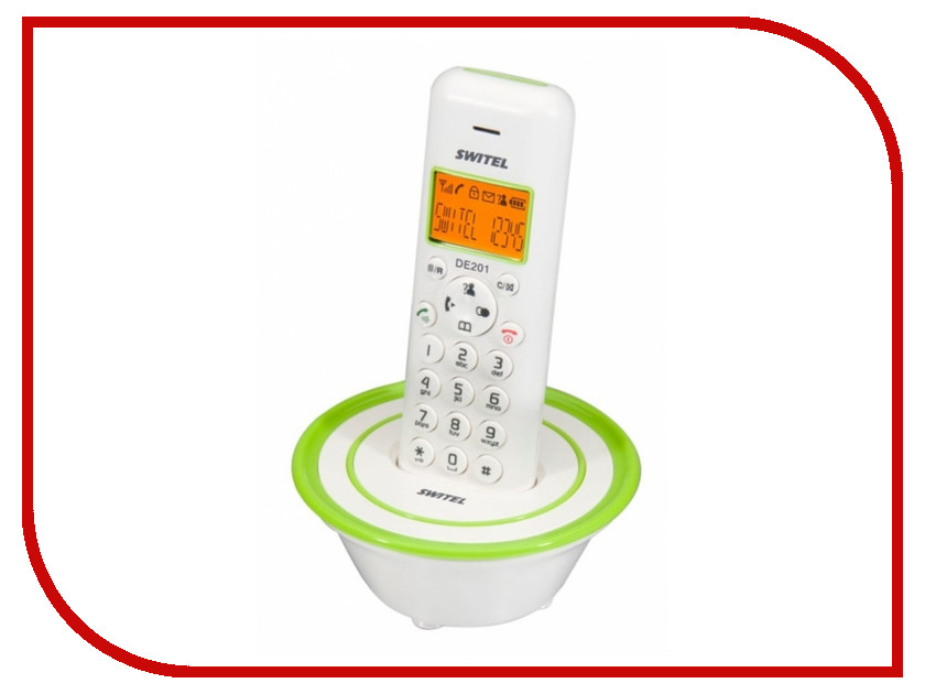 Радиотелефон Switel DE201