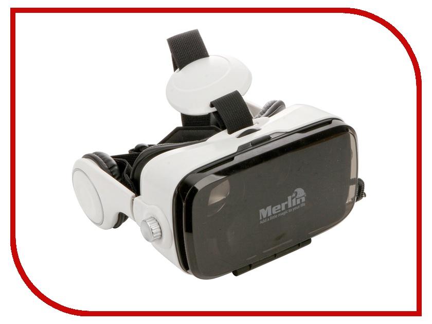 �����-���� Merlin Immersive 3D VR with Headphones