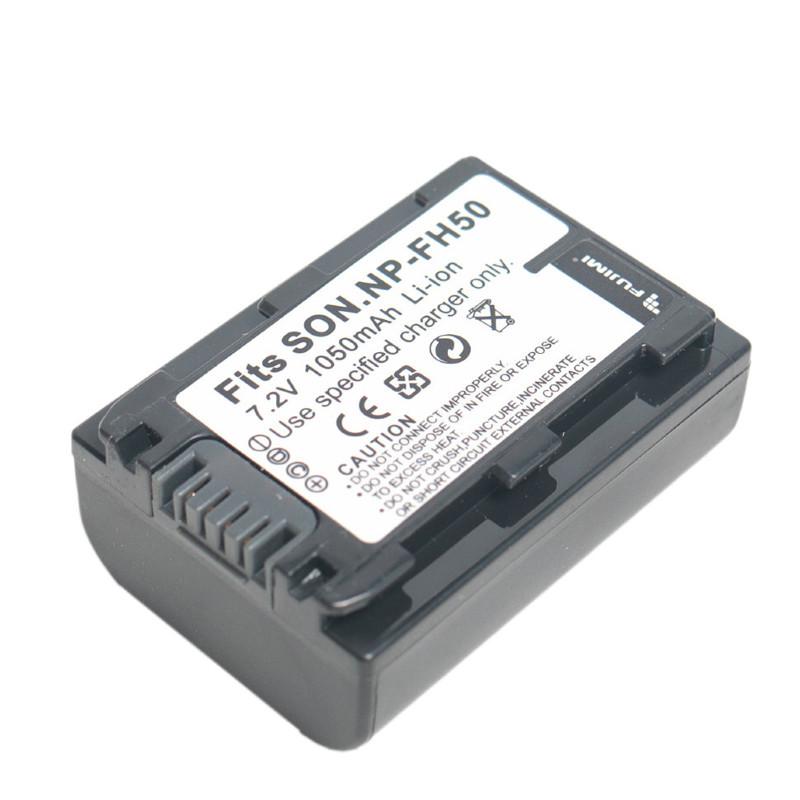 Аккумулятор Fujimi NP-FH50