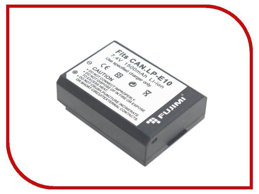 Аккумулятор Fujimi LP-E10<br>