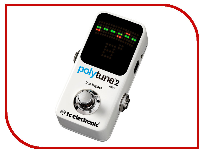 Аксессуар TC Electronic PolyTune 2 Mini<br>