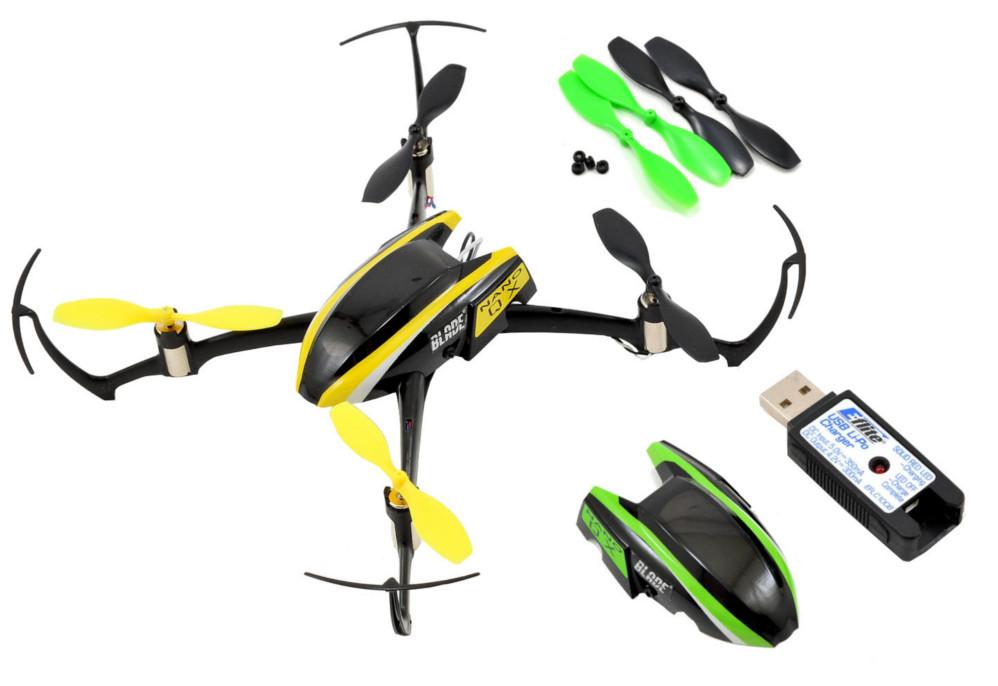 Квадрокоптер Blade Nano QX RTF BLH7600 Black цена