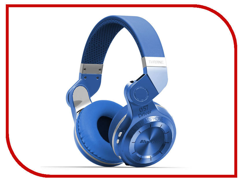 Гарнитура Bluedio T2 Plus Blue