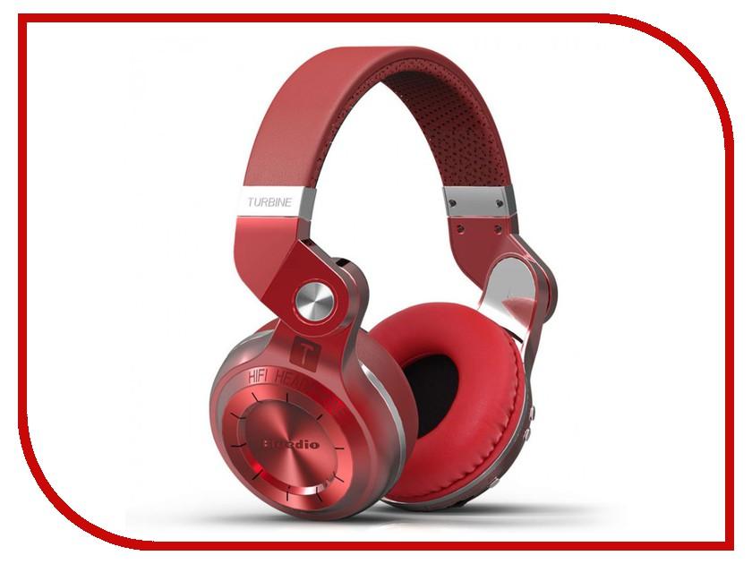 Гарнитура Bluedio T2S Red<br>