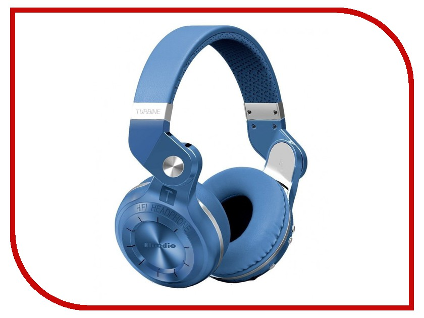 Гарнитура Bluedio T2S Blue<br>