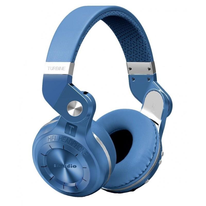 Bluedio T2S Blue