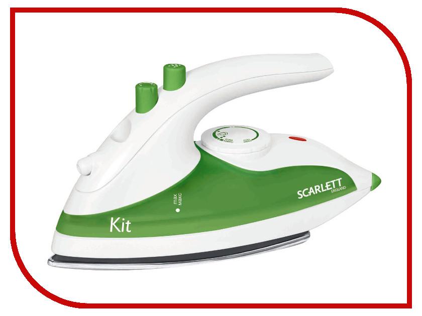 Утюг Scarlett SC-1135S White-Green<br>