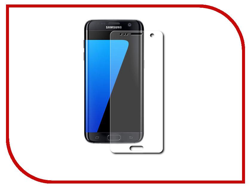 Аксессуар Защитноестекло Samsung Galaxy S7 Deppa3D 0.3mm Black 62000<br>