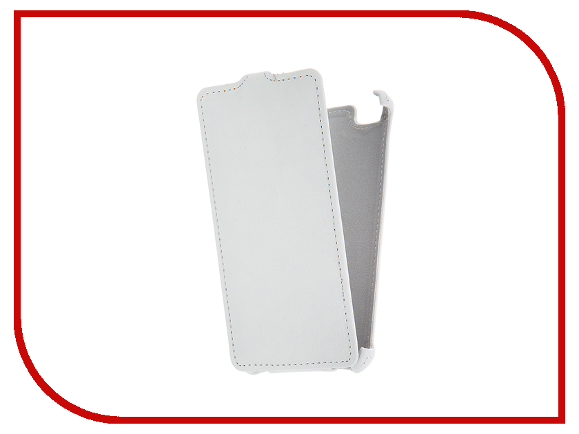 Аксессуар Чехол Xiaomi Mi4i Zibelino Classico White ZCL-XIA-MI4i-WHT<br>