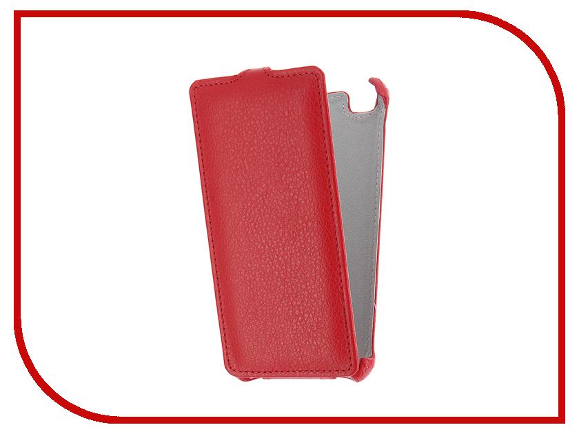Аксессуар Чехол Xiaomi Mi4i Zibelino Classico Red ZCL-XIA-MI4i-RED<br>