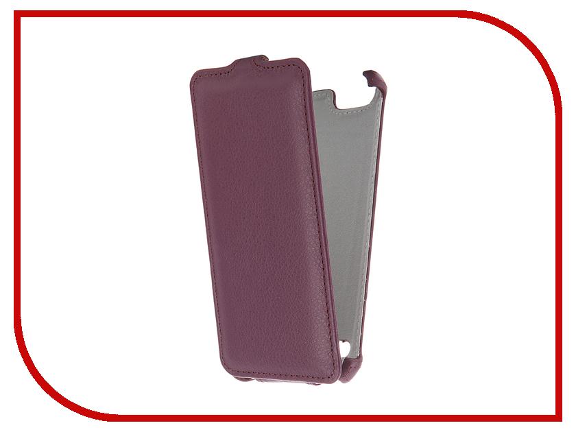 Аксессуар Чехол Lenovo Vibe K5 A6020 Zibelino Classico Purple ZCL-LEN-A6020-PUR<br>