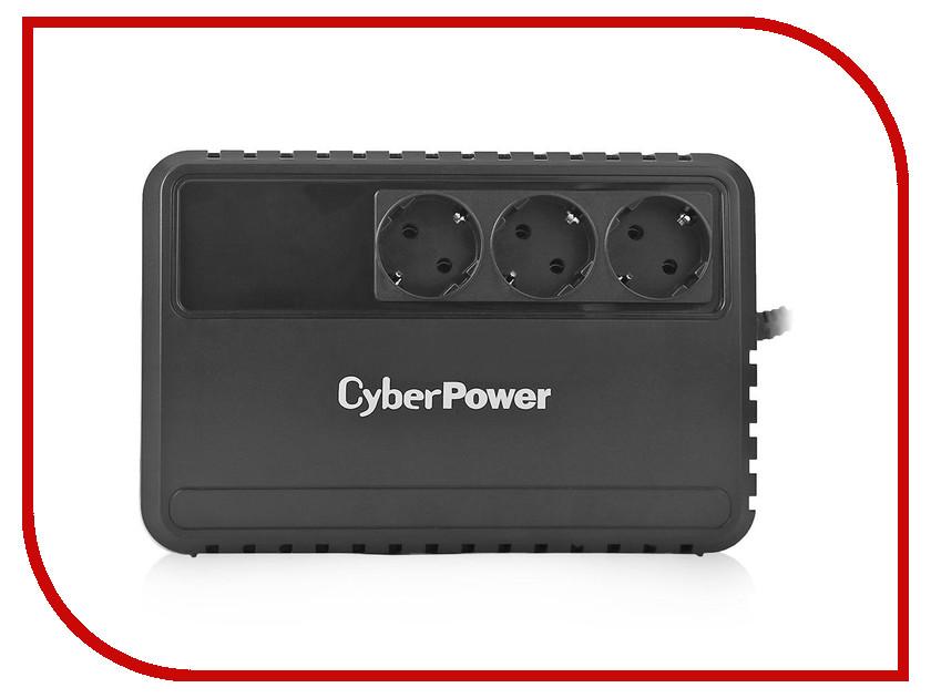 Источник бесперебойного питания CyberPower BU-725E