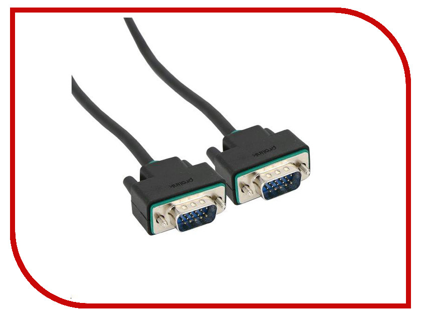 Аксессуар Prolink VGA 15M - 15M 1.5m PB462-0150