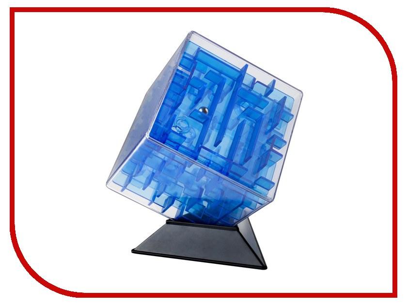 Игрушка Лабиринтус Куб 10cm Blue Transparent LBC0001<br>