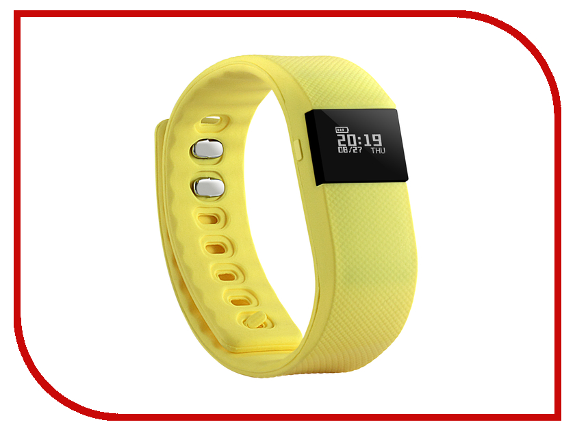 Умный браслет Rover RoverMate Fit 05 Yellow