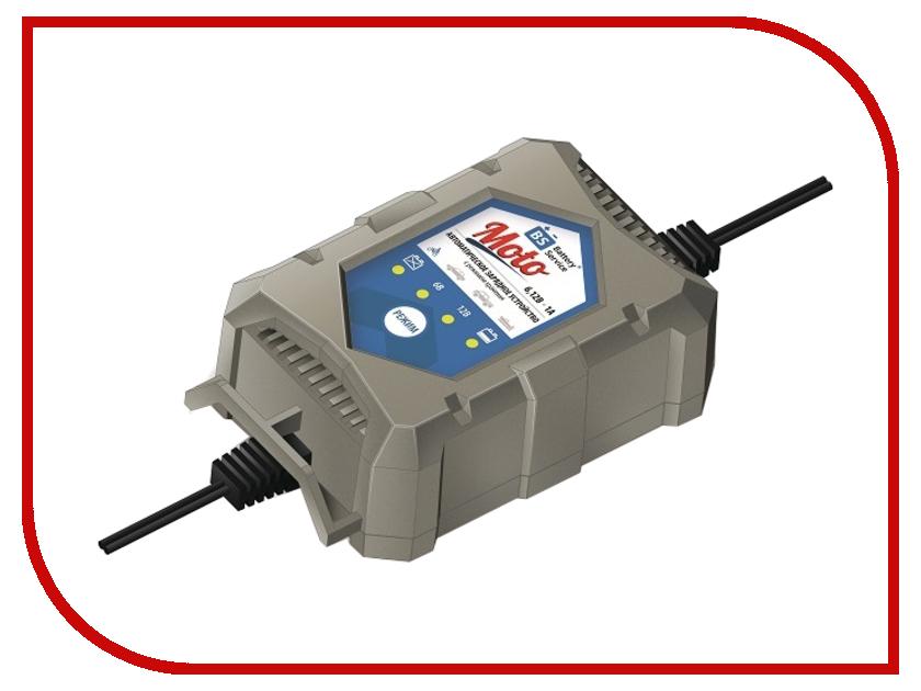 Зарядное устройство для автомобильных аккумуляторов Battery Service Moto PL-C001P