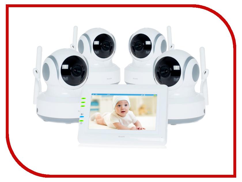 Видеоняня Ramili Baby RV900X4<br>