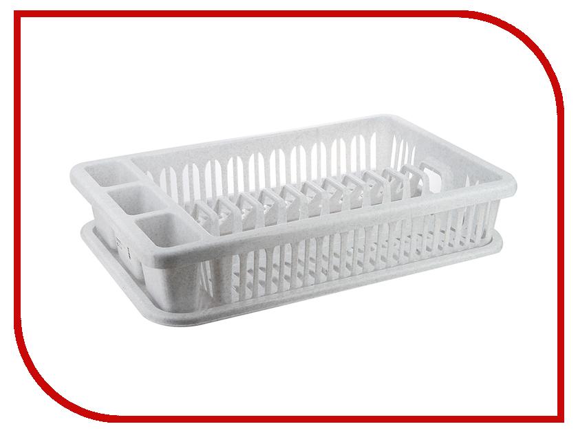 Аксессуар Idea М1174 Сушилка для столовых приборов и посуды
