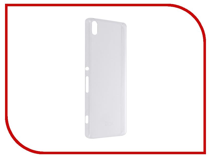Аксессуар Чехол Sony Xperia XA SkinBox Crystal 4People Transparent T-S-SXXA-007<br>