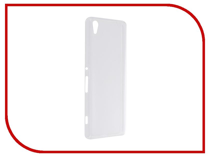 Аксессуар Чехол Sony Xperia XA SkinBox Slim Silicone Transparent T-S-SXXA-005<br>