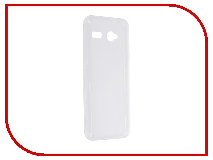 Аксессуар Чехол Micromax Q346 SkinBox Slim Silicone Transparent T-S-MQ346-006<br>