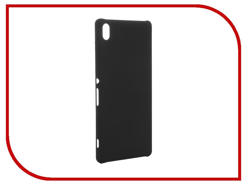 Аксессуар Чехол Sony Xperia XA Ultra SkinBox Shield 4People Black T-S-SXXAU-002<br>