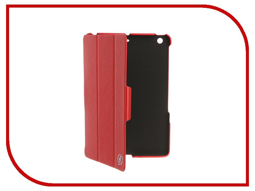 Аксессуар Чехол Abilita Accentika для APPlE iPad mini 3 Red<br>