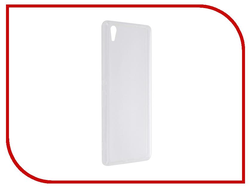 Аксессуар Чехол Sony Xperia XA Ultra SkinBox Slim Silicone Transparent T-S-SXXAU-005<br>