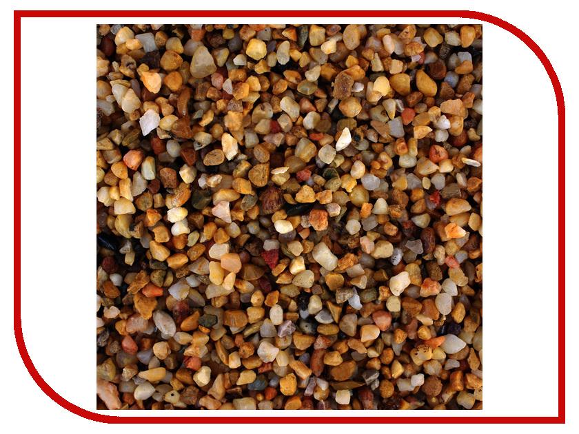 UDeco River 3-5mm 2L Yellow UDC410542 - натуральный грунт для аквариумов