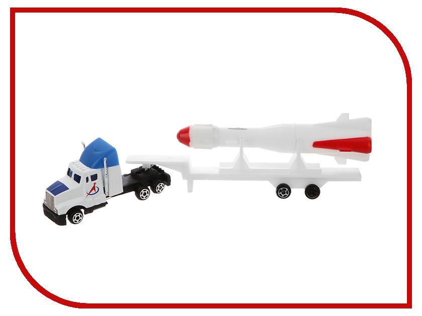 Игрушка Технопарк Трейлер 20121-R игрушка технопарк зил 130 бензовоз x600 h09131 r