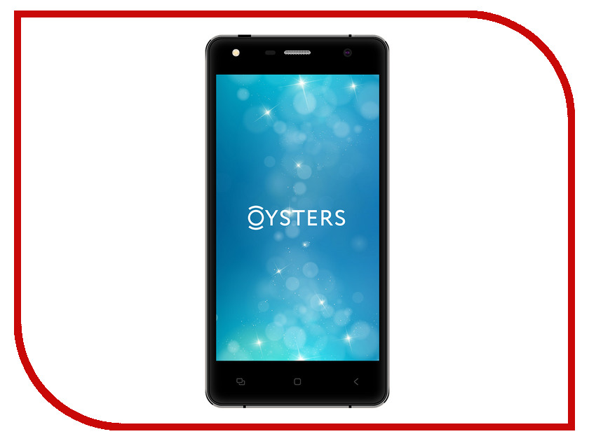 Oysters Pacific I 4G смартфон oysters pacific 4g black
