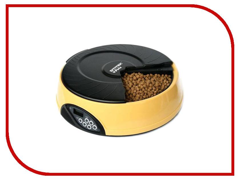 Автоматическая кормушка Sititek Pets Maxi Yellow<br>