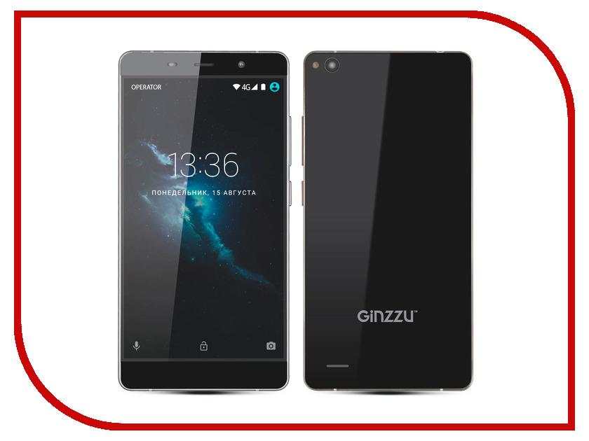 Сотовый телефон Ginzzu S5050 Black<br>