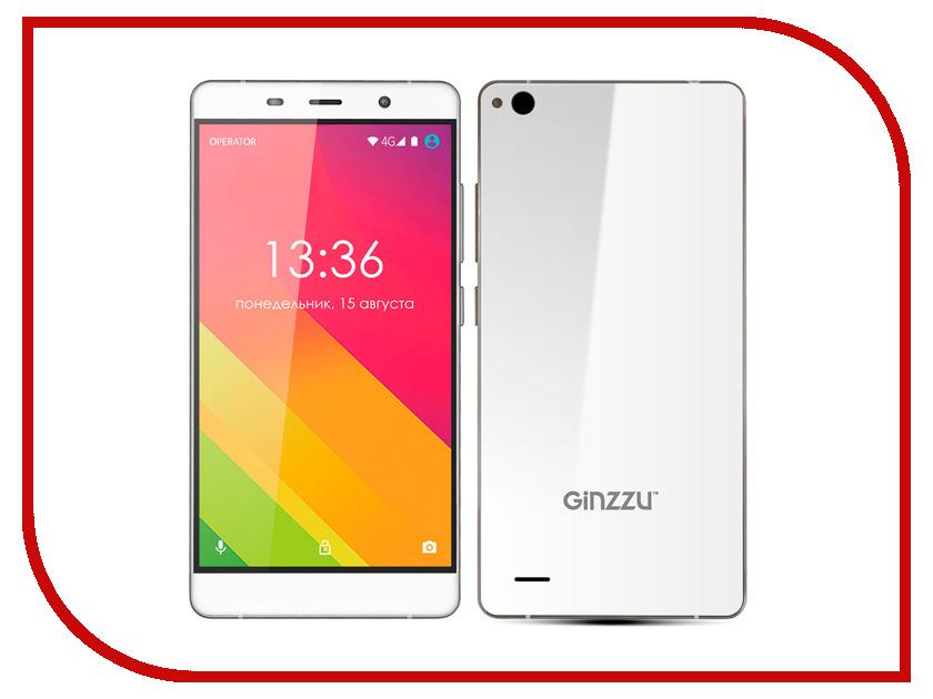 Сотовый телефон Ginzzu S5050 White<br>