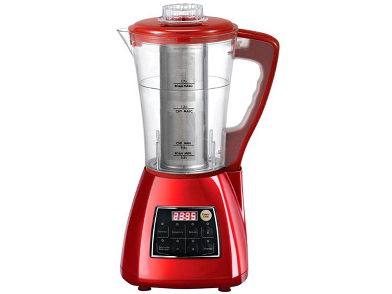 Блендер Добрыня DO-1403 Red