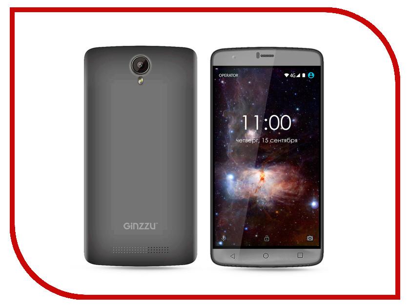 Сотовый телефон Ginzzu ST6120 Gray<br>