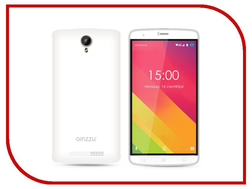 Сотовый телефон Ginzzu ST6120 White<br>