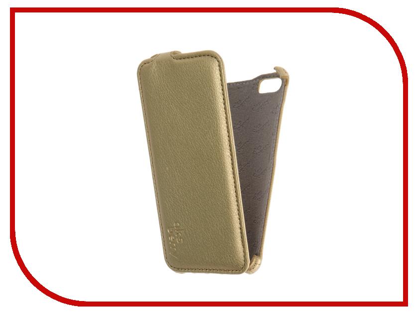 Аксессуар Чехол Xiaomi Mi 5 Aksberry Gold<br>