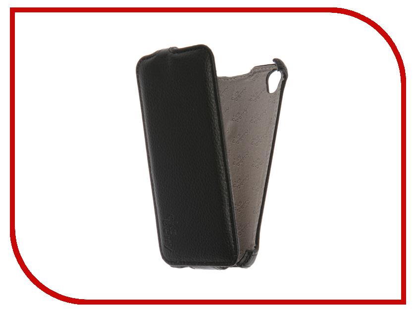 Аксессуар Чехол Sony Xperia E5 Aksberry Black