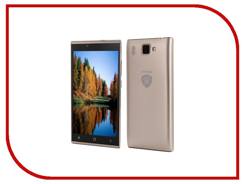 Сотовый телефон Prestigio Grace Q5 PSP5506 Gold<br>