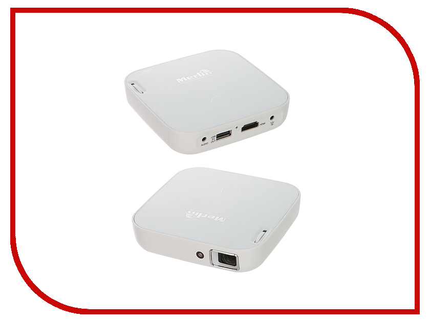 Проектор Merlin Wifi Projector Premium