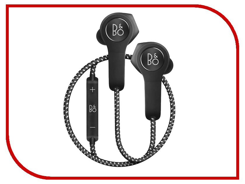 Гарнитура Bang & Olufsen BeoPlay H5 Black колонка bang & olufsen beoplay a2 active natural