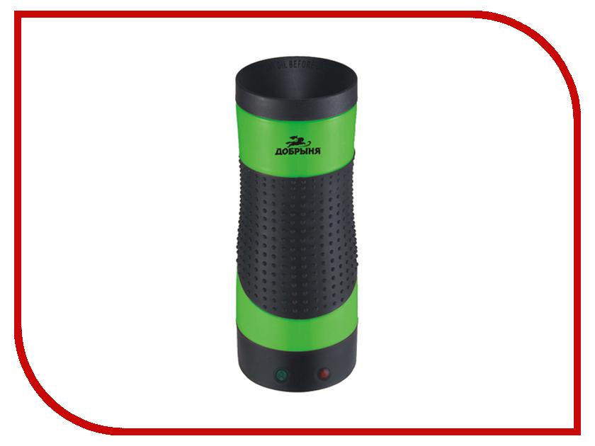 Электрогриль Добрыня DO-2401 Black-Green<br>