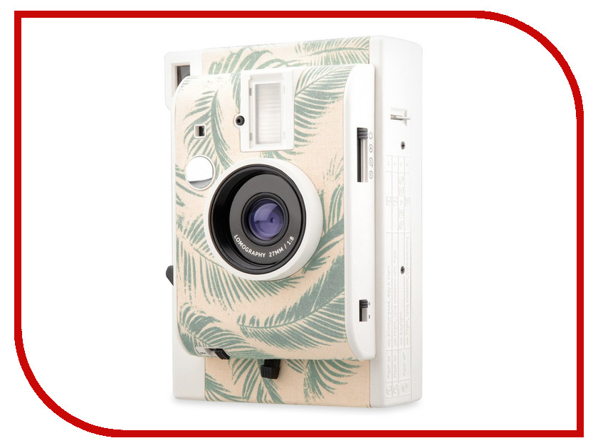Zakazat.ru: Фотоаппарат Lomography LomoInstant Honolulu Edition LI800SPRING