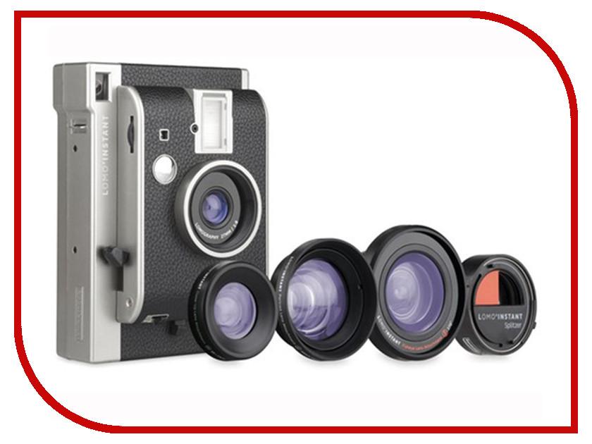 Zakazat.ru: Фотоаппарат Lomography LomoInstant Montenegro + 3 Lenses LI800X