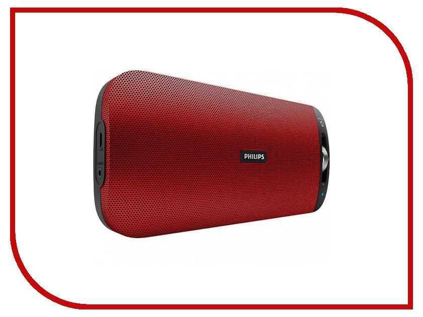 Колонка Philips BT3600 Red<br>