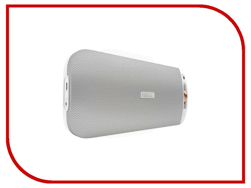 Колонка Philips BT3600 White<br>