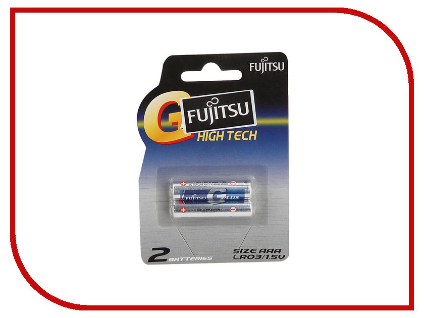 Батарейка AAA - Fujitsu Universal Power LR03(2B)FU-W-FI 83420 (2 штуки)<br>